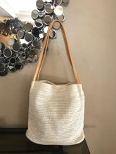 Load image into Gallery viewer, MELLE | RATTAN BEACH BAG
