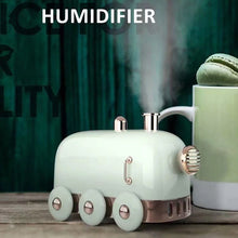 Load image into Gallery viewer, SHELF GURUS | RETRO TRAIN AIR HUMIDIFIER
