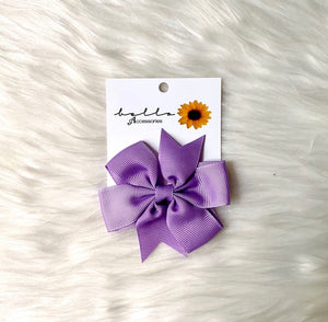 BELLO ACCESSORIES | RIBBON BOW 9CM