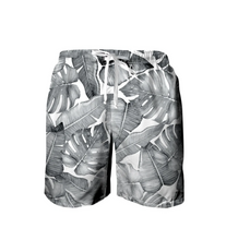 Load image into Gallery viewer, ILOVEKOISWIM | BOARD SHORTS FOR MEN - LEAF