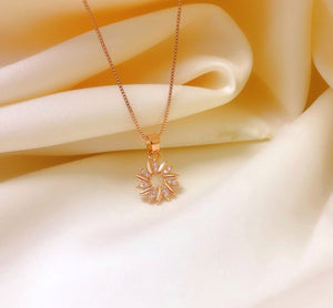 THE WISHING TREE | SUN NECKLACE