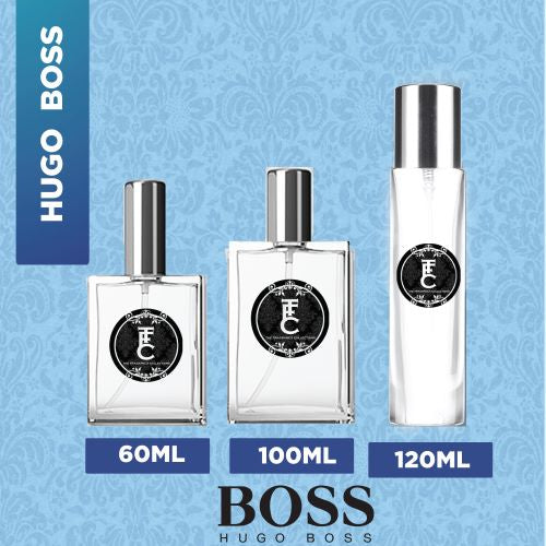 THE FRAGRANCE COLLECTION | HUGO BOSS