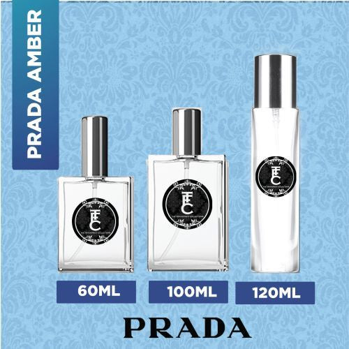 THE FRAGRANCE COLLECTION | PRADA AMBER