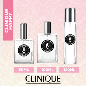 THE FRAGRANCE COLLECTION | CLINIQUE HAPPY
