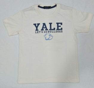 IKON | YALE LETS GO BULLDOGS SHIRT
