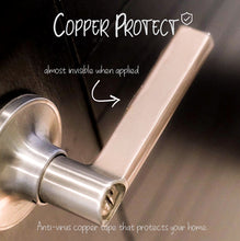 Load image into Gallery viewer, COPPER PROTECT | COPPER SHEET FOR DOOR HANDLES