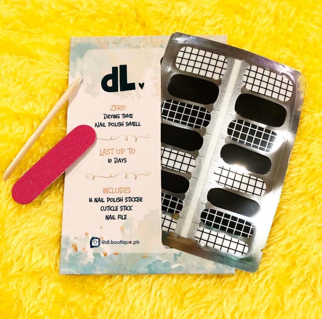 D&L BOUTIQUE | NO 21 NAILS