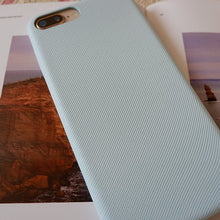Load image into Gallery viewer, B MANILA | FAUX CASE - THE TAYLOR DUSTY BLUE