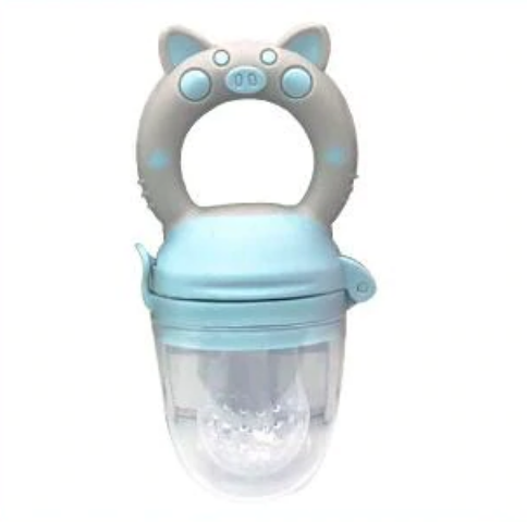 Silicone Baby Pacifier Feeder (Pacificador de Frutos)
