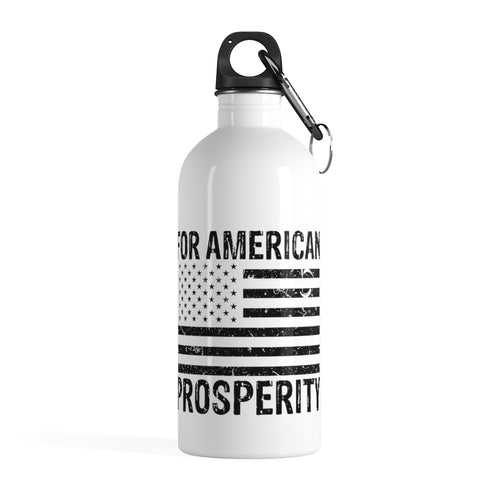 American Prosperity - Stainless Steel Water Bottle - America Prosper