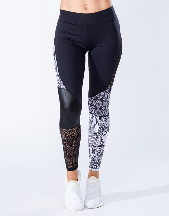 Rave Cobra leggings