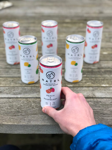 Hard seltzer comes to the UK