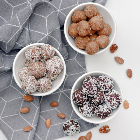Fabulously Healthy and Delicious Energy Balls