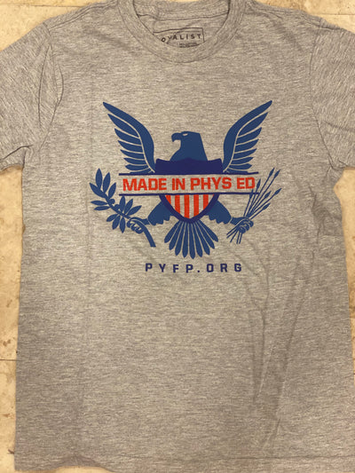 Unisex Made in Phys Ed Tee