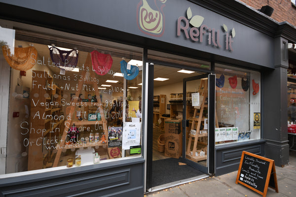 Refill It store, Selby