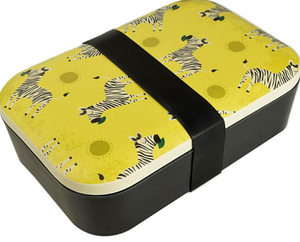 Bamboo lunch box, different designs