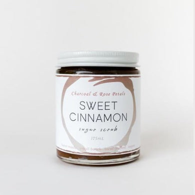 Sweet Cinnamon Sugar Scrub