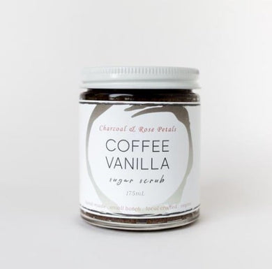 Coffee Vanilla Sugar Scrub
