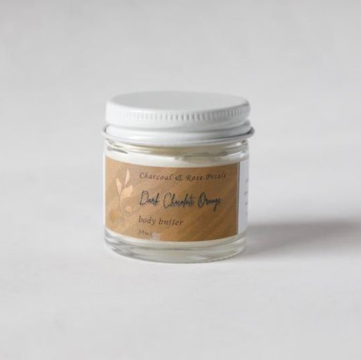 Dark Chocolate Orange Body Butter canada