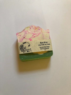 Natural Soap Bar For Hands And Body - Patchouli, Fruit, Lavender, Tea Tree & Peppermint