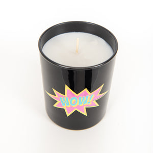 Wow Candle
