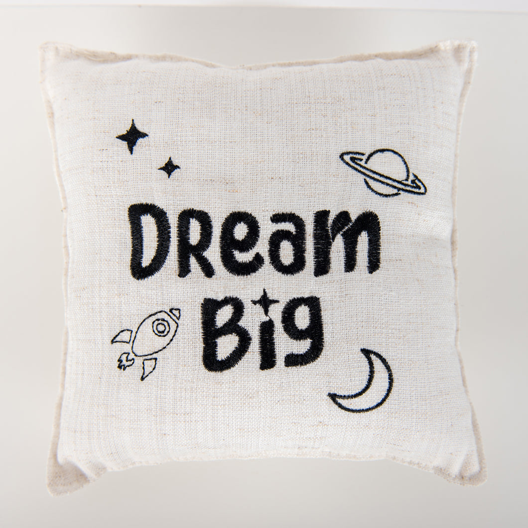 Dream Big Pillow