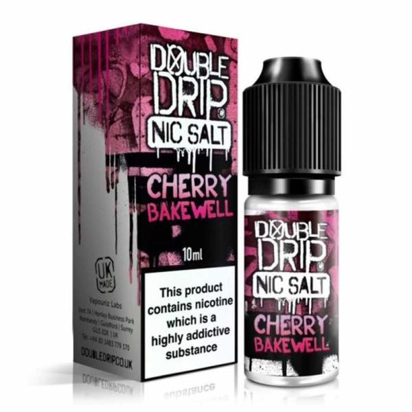 10MG Double Drip  10ML Flavoured Nic Salts E Liquid - YUVAPE ONLINE STORE