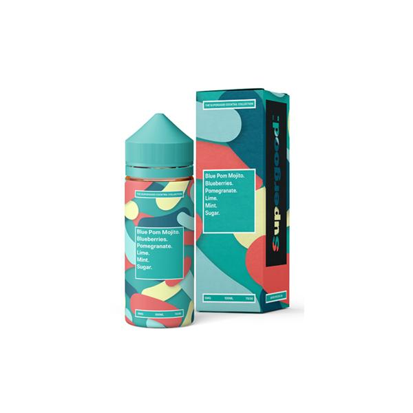 Supergood Cocktail Collection 0mg 100ml Shortfill (70VG/30PG) - YUVAPE ONLINE STORE