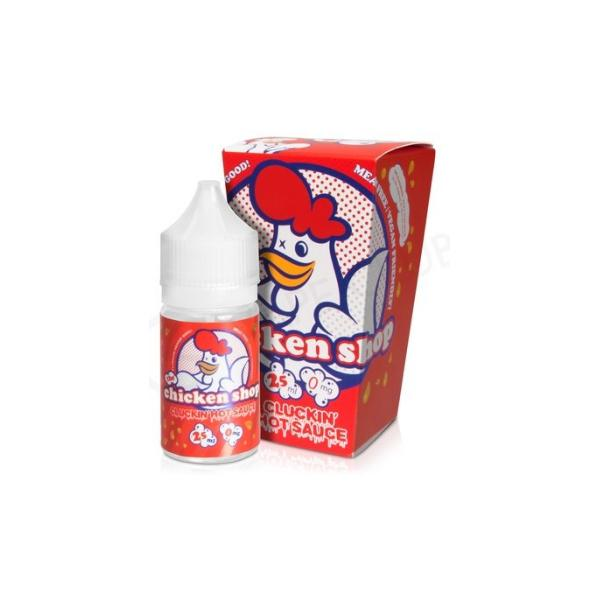 The Chicken Shop 0mg 25ml Shortfill (70VG/30PG) - YUVAPE ONLINE STORE