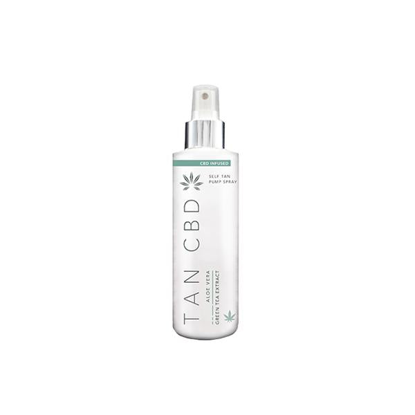 Tan CBD 30mg Self Tan Pump Spray 100ml - YUVAPE ONLINE STORE