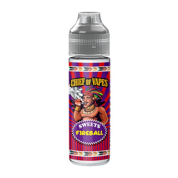 Chief of Sweets by Chief of Vapes 0mg 50ml Shortfill (70VG/30PG) - YUVAPE ONLINE STORE