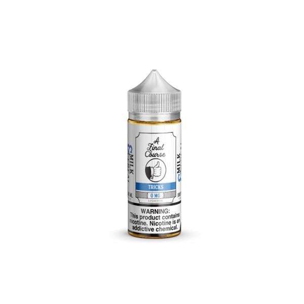 A Final Course 0mg 100ml Shortfill (70VG/30PG) - YUVAPE ONLINE STORE