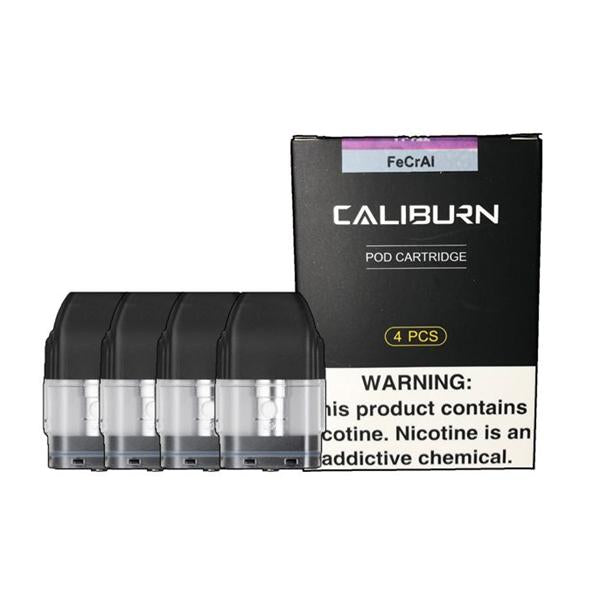 Uwell Caliburn Replacement Pods - YUVAPE ONLINE STORE
