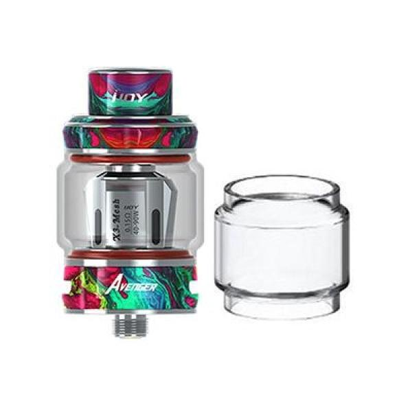 iJoy Avenger Tank 8ml Pyrex Bubble Glass - YUVAPE ONLINE STORE