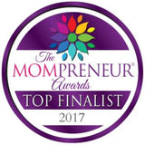 Mompreneur Award of Excellence Top Finalist 2017