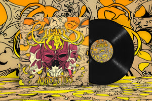 Atrocities EP - Vinyl Record