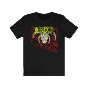 Dereliction: Skull Design Tee