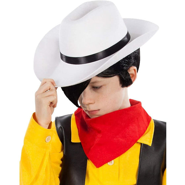 Mask World - Lucky Luke Cowboyhoed - Maat One Size