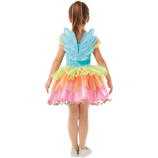 Rubies - My Little Pony Rainbow Dash Deluxe Kostuum - Maat 104 (3-4 jaar)