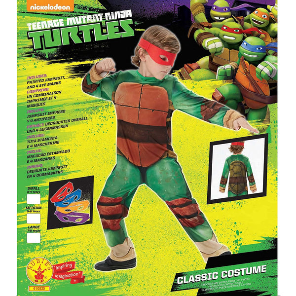 Rubies - Nickelodeon Teenage Mutant Ninja Turtles Kostuum