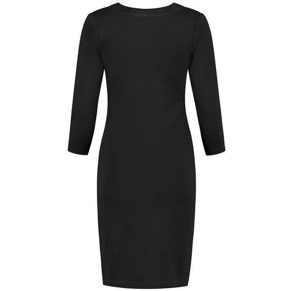 Love2wait - Dress Ponte Di Roma Suede