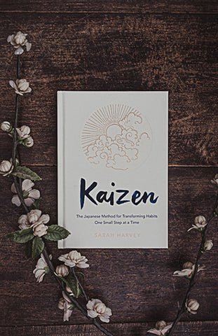Kaizen – The Japanese method for transforming habits one small step at a time