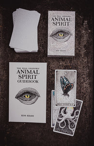 The Wild unknown Animal Spirit Guide Book