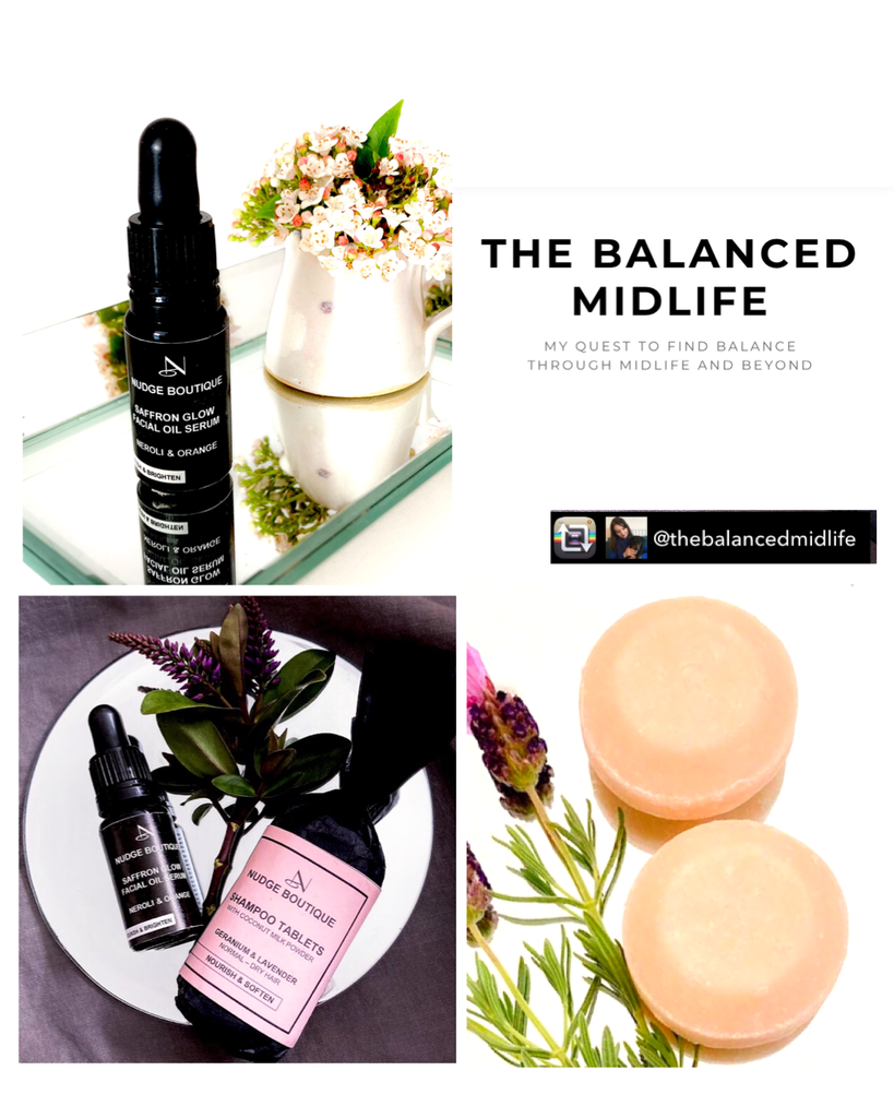 REVIEW BY CHARLOTTE FROM THE BALANCED MIDLIFE BLOG
