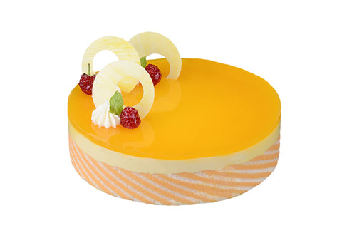 MANGO PASSION MOUSSE