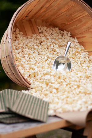 Metal Popcorn Scoop