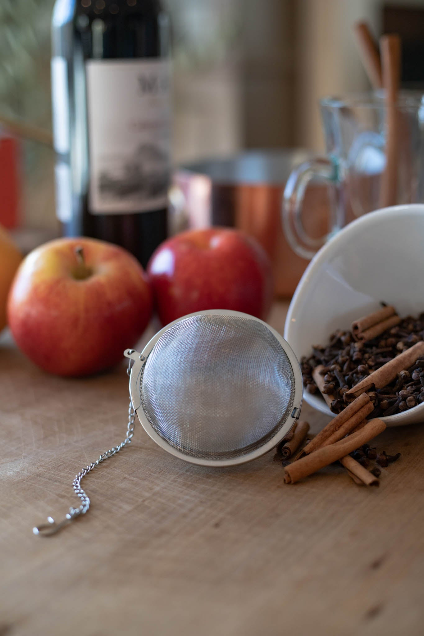 Mulling Spice Infuser Ball