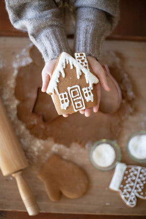 Copper Cookie Cutter - House