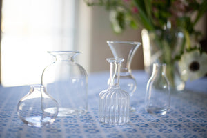 Bud Vases - Set of 5