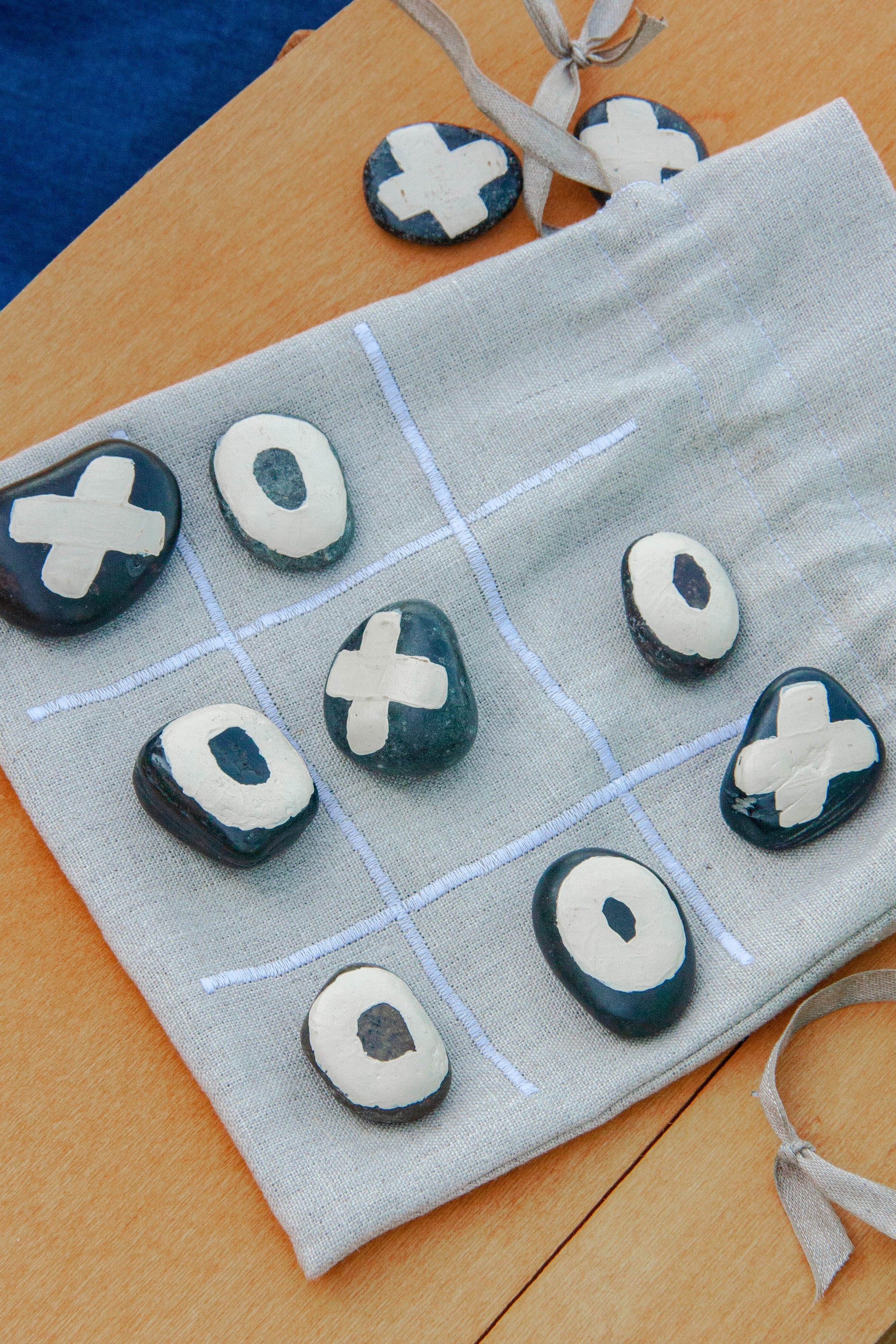 Kid's Tic-Tac-Toe Game